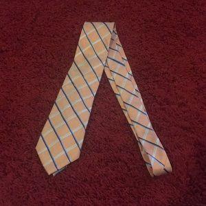 Nautica Orange Tie